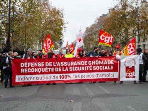 Assurance chômage : des syndicalistes et parlementaires exigent l'abandon de la réforme
