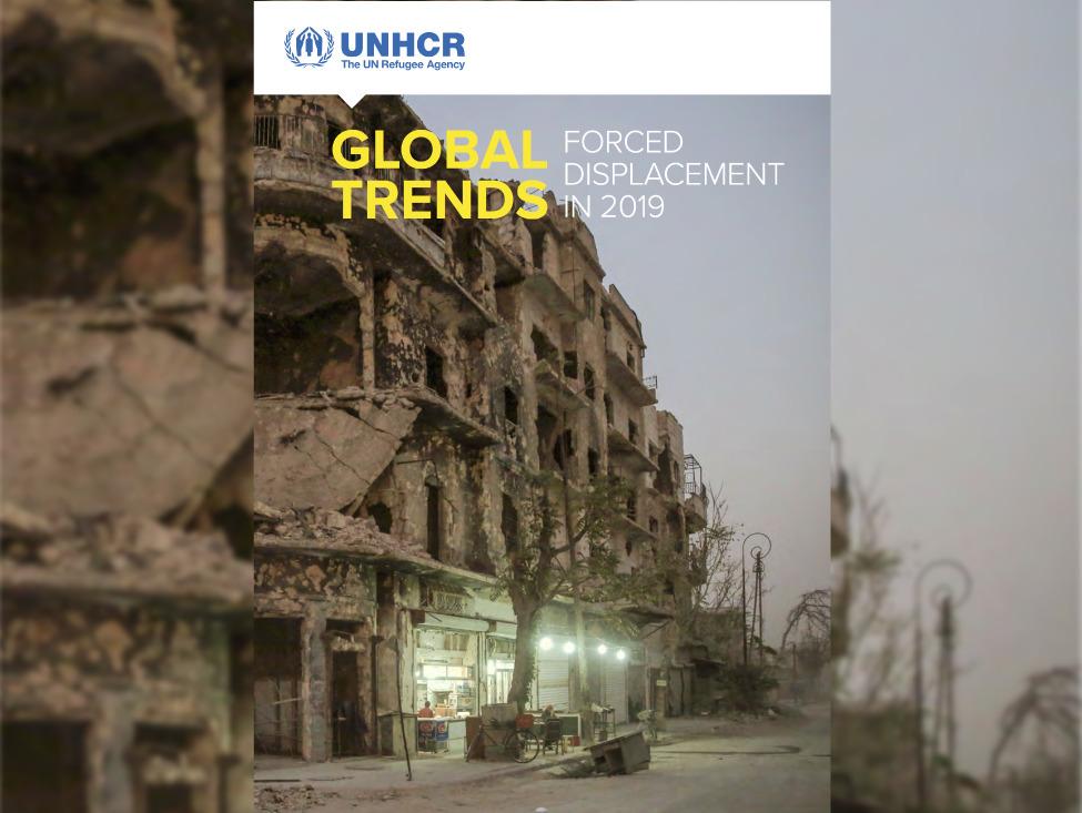 Journée mondiale des réfugiés : 79,5 millions d'êtres humains déracinés en 2019 selon le HCR