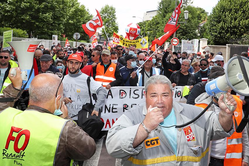 En présentant la semaine dernière un plan de 2 milliards d'euros d'économies à réaliser sur trois ans, le président de Renault, Jean-Dominique Senard, avait annoncé que l'usine de Choisy-le-Roi serait le seul des 14 sites industriels du groupe en France à fermer, à l'horizon 2022.
