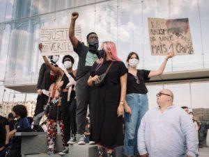 Mobilisations d'ampleur contre les violences racistes