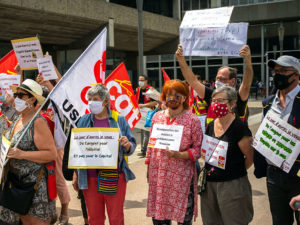 Contre l'austérité, la revalorisation générale des salaires !