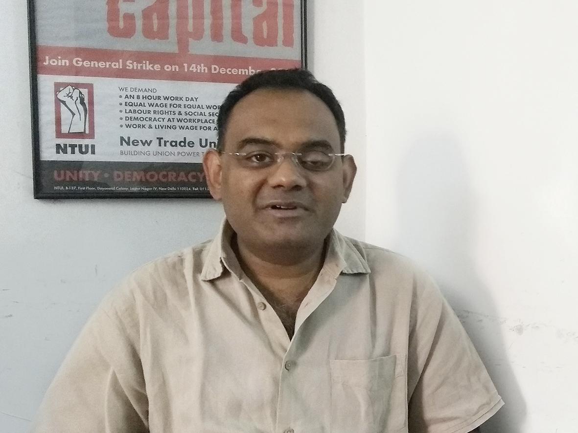 « On a réussi de justesse à maintenir l'interdiction du travail des enfants », Gautam Mody, syndicaliste indien