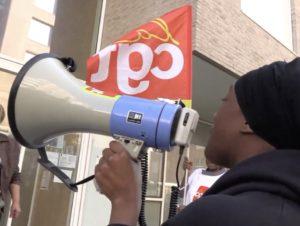 En grève, les Restalliance veulent obtenir une prime pour leur engagement lors de la pandémie