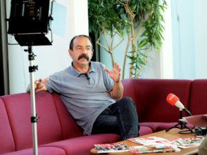 Vidéo : Philippe Martinez appelle à un plan de rupture