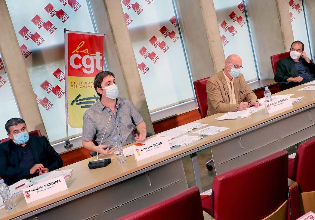 Réindustrialisation et transport: la CGT met sur la table ses propositions
