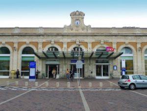 Les cheminots de Béziers et Narbonne veulent « réhumaniser » leur gare