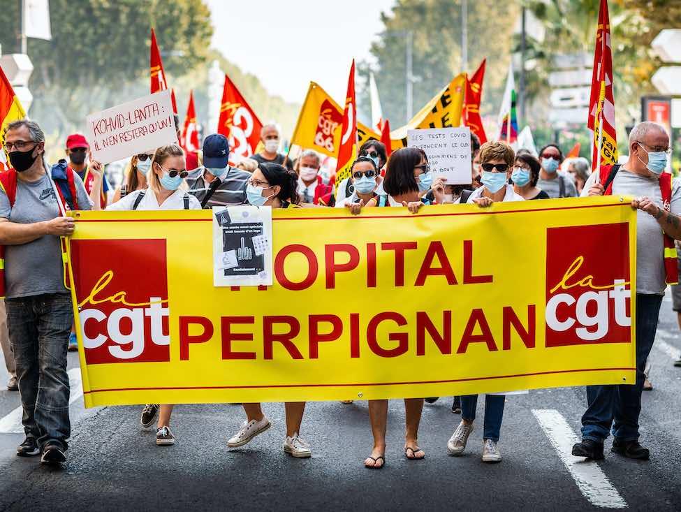 Santé et action sociale : nouvelle mobilisation le 15 octobre