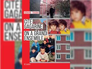 Retour à Ivry avec un livre personnel d'Adnane Tragha