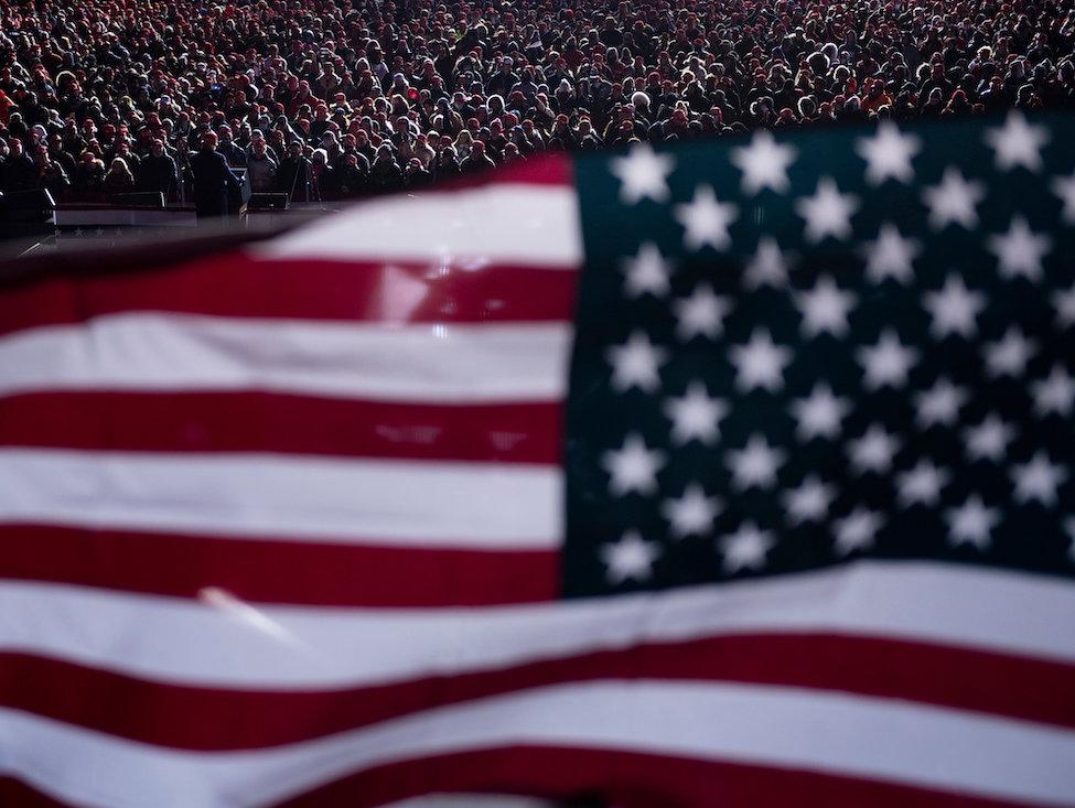 Les États-Unis dans la tourmente