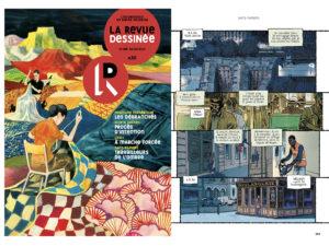 Avec « Ni vus, ni reconnus », la Revue dessinée éclaire sur les travailleurs de l'ombre