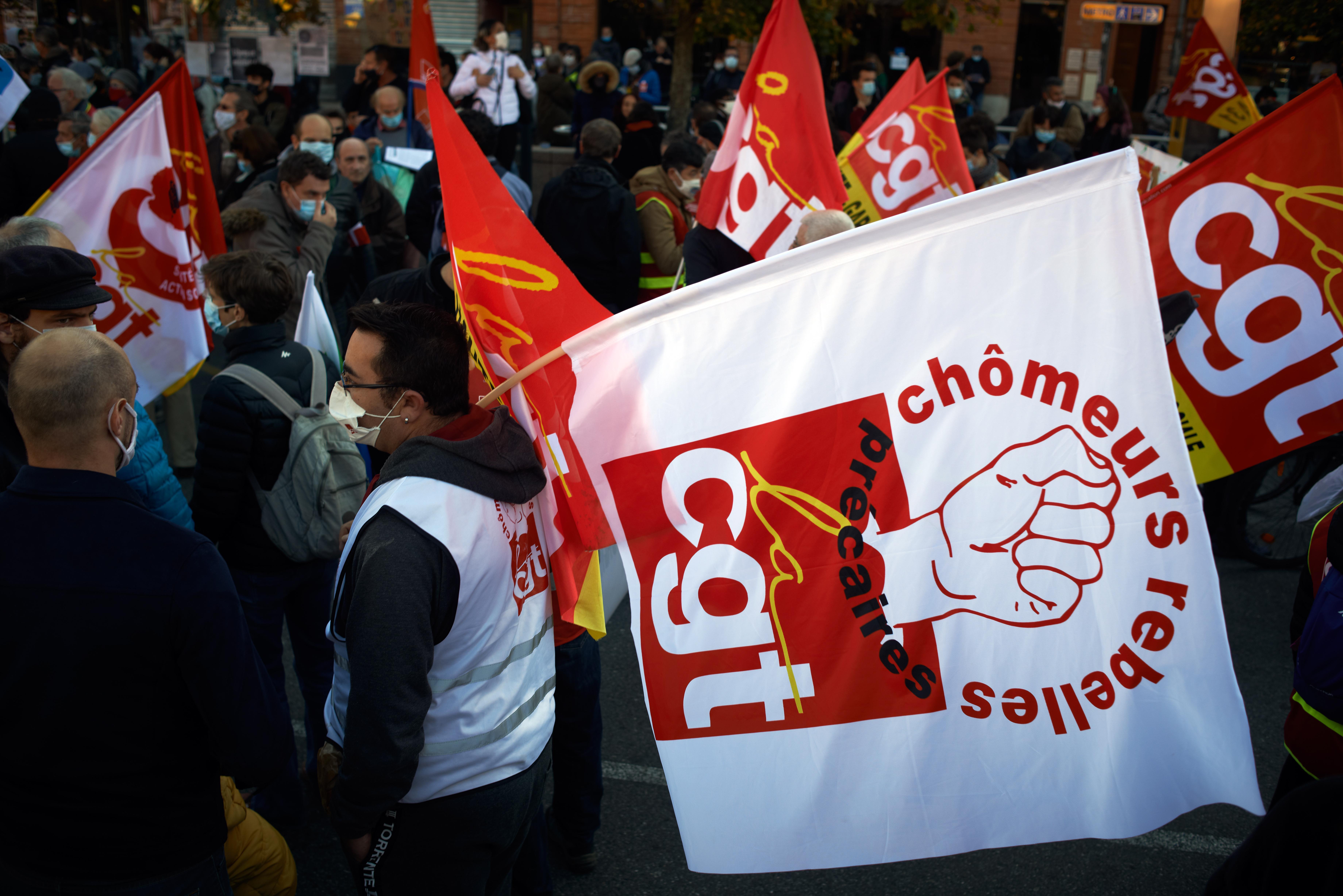 Le 5 décembre 2020 pour l'emploi, les droits sociaux et les libertés