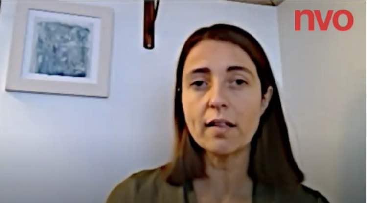 Interview de Sophie Binet