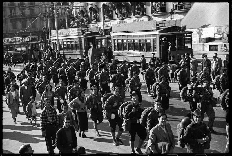 La Boite rouge, la guerre civile espagnole dans l'œil d'Antoni Campañà