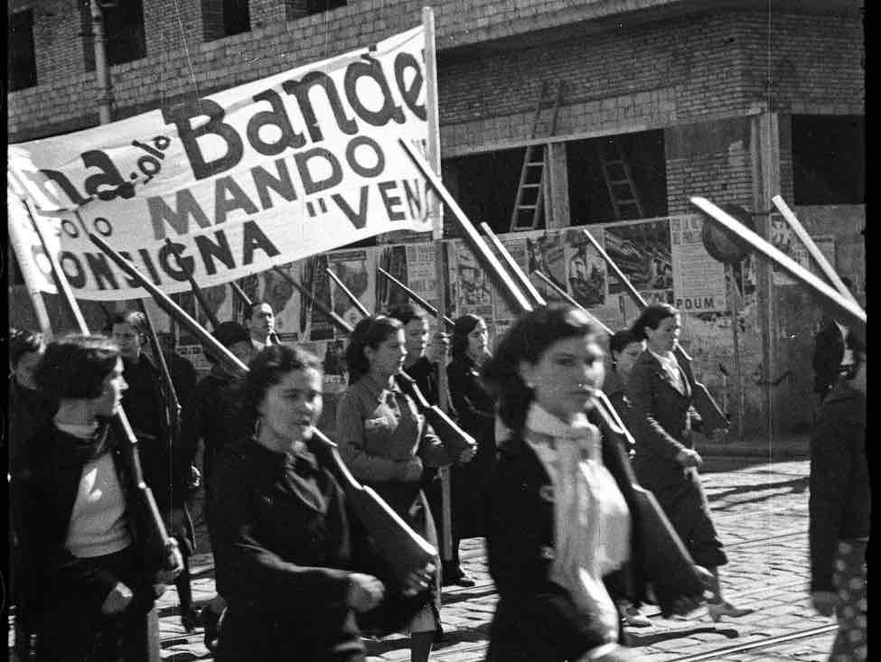 La guerre civile espagnole vue de Catalogne
