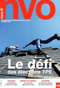 NVO 3595 - Le défi des élections TPE