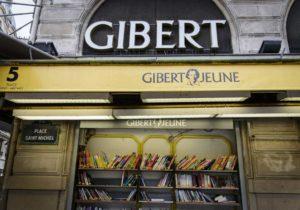 Gibert Jeune ferme trois librairies parisiennes