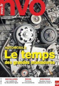 NVO 3596 - Automobile, le temps des grandes manœuvres