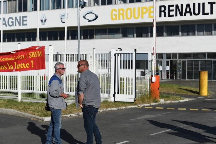 Renault laisse tomber sa Fonderie de Bretagne