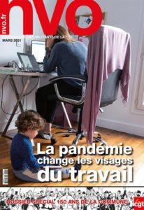 NVO 3597 - La pandémie change les visages du télétravail