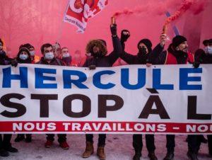 EDF : l'interfédérale appelle à la mobilisation le 8 avril contre Hercule