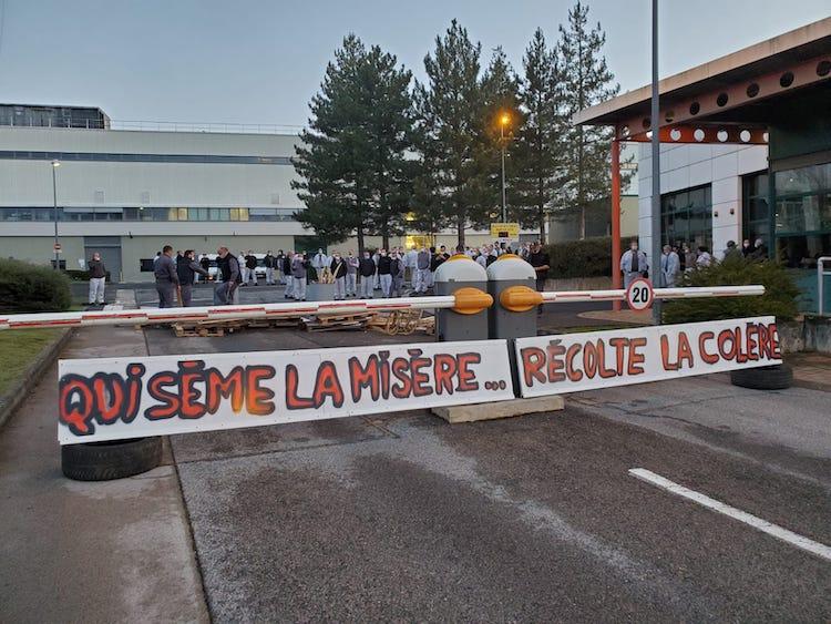 Les syndicats de Bosch Rodez lancent un ultimatum au gouvernement
