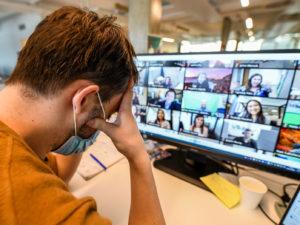 La pandémie change les visages du travail