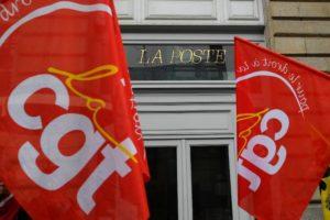 Tous les syndicats de La Poste unis pour le 1er mai