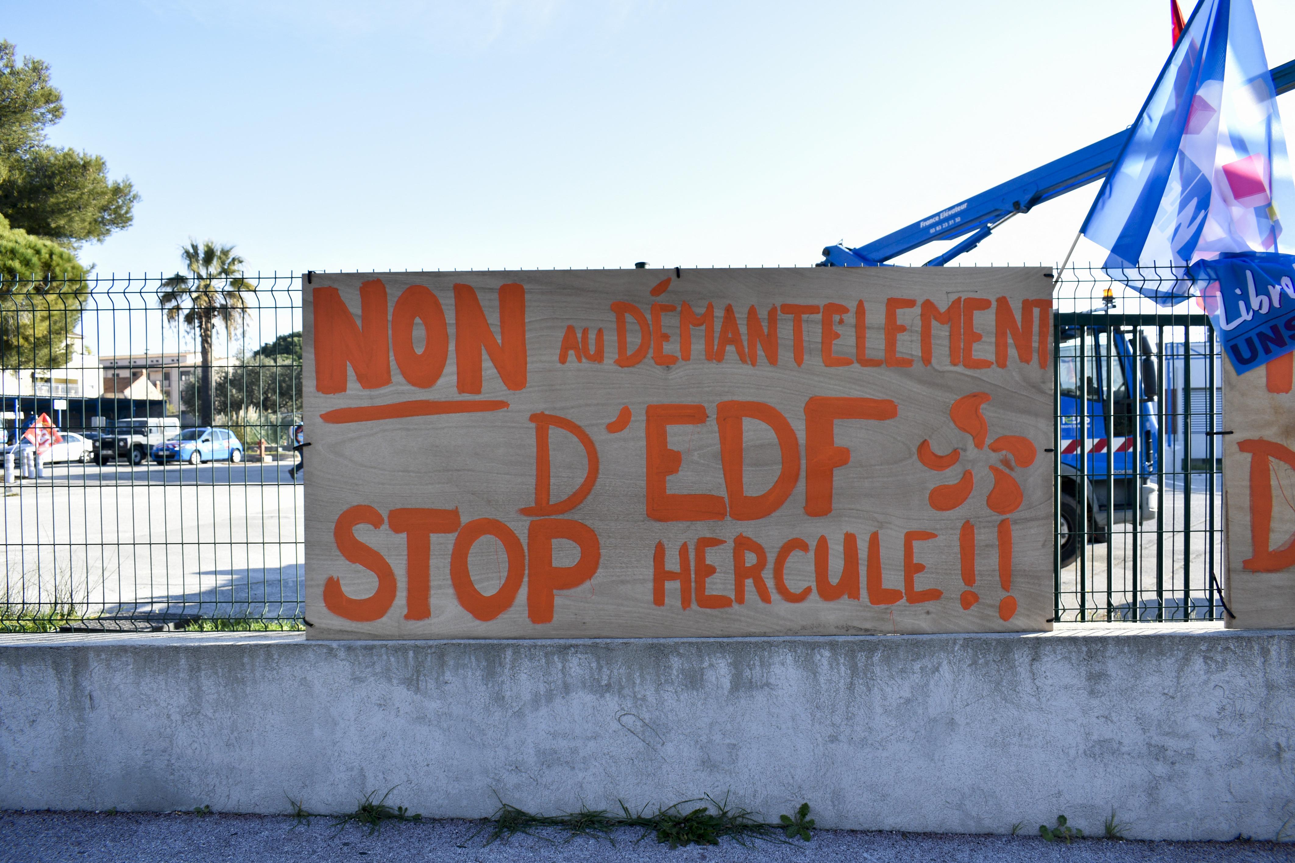 Plan Hercule : EDF, la vache à lait du marché libre de l'énergie