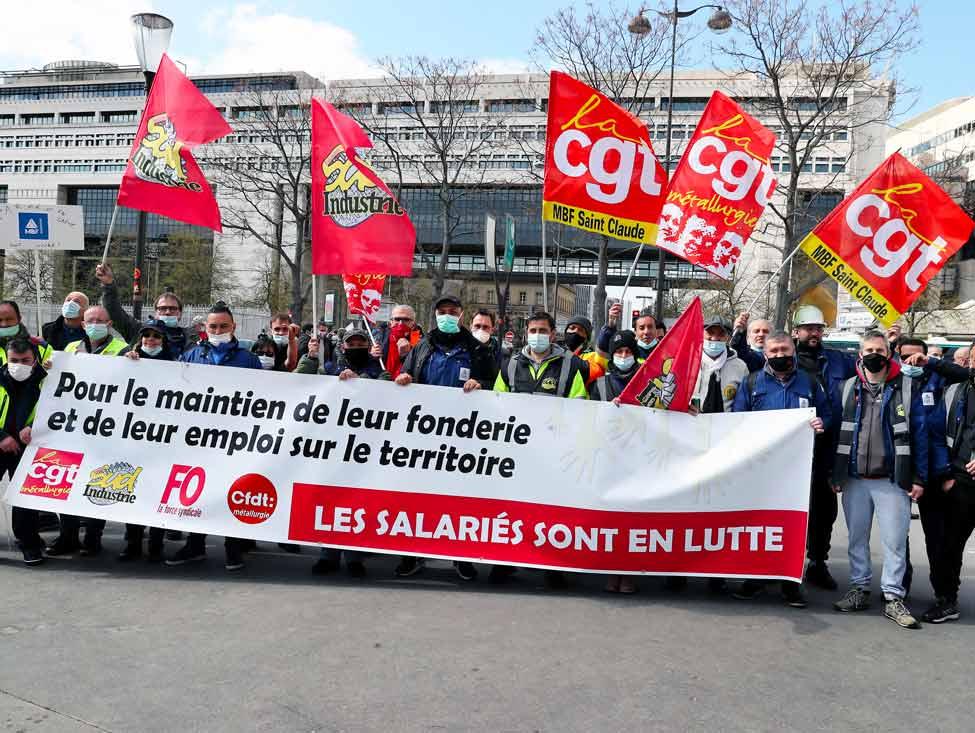Renault : les salariés mobilisés pour l'emploi