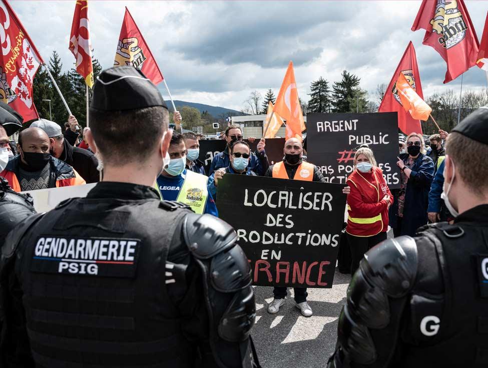 Fonderies : forte déception à l'issue de la table ronde à Bercy