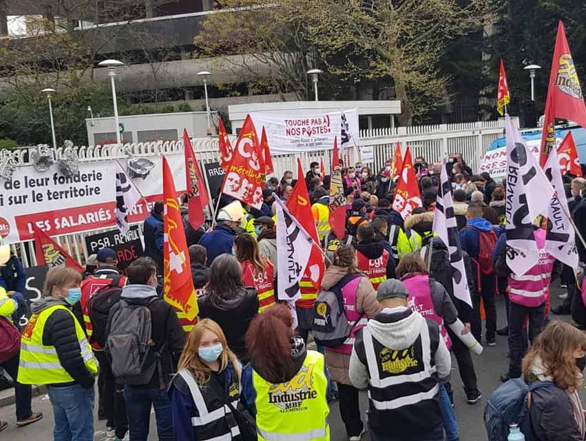 Fonderies : face aux PSE en cascade la CGT réclame d'urgence une table-ronde