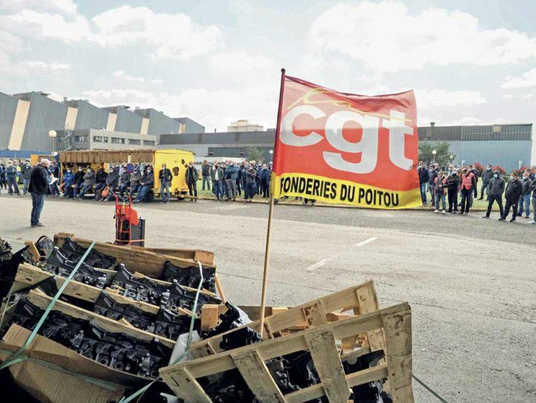 NVO, La Nouvelle Vie ouvrière le magazine des militants de la CGT