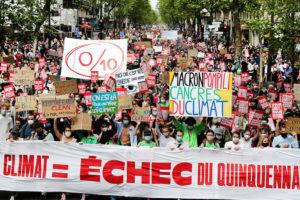 Dérèglements climatiques, pré-rapport alarmant du GIEC… quelle action de la CGT ?