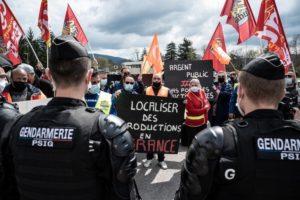 Liquidation de MBF Saint-Claude : un «assassinat» dénonce le maire