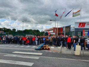 La grève paie chez Jeumont Electric