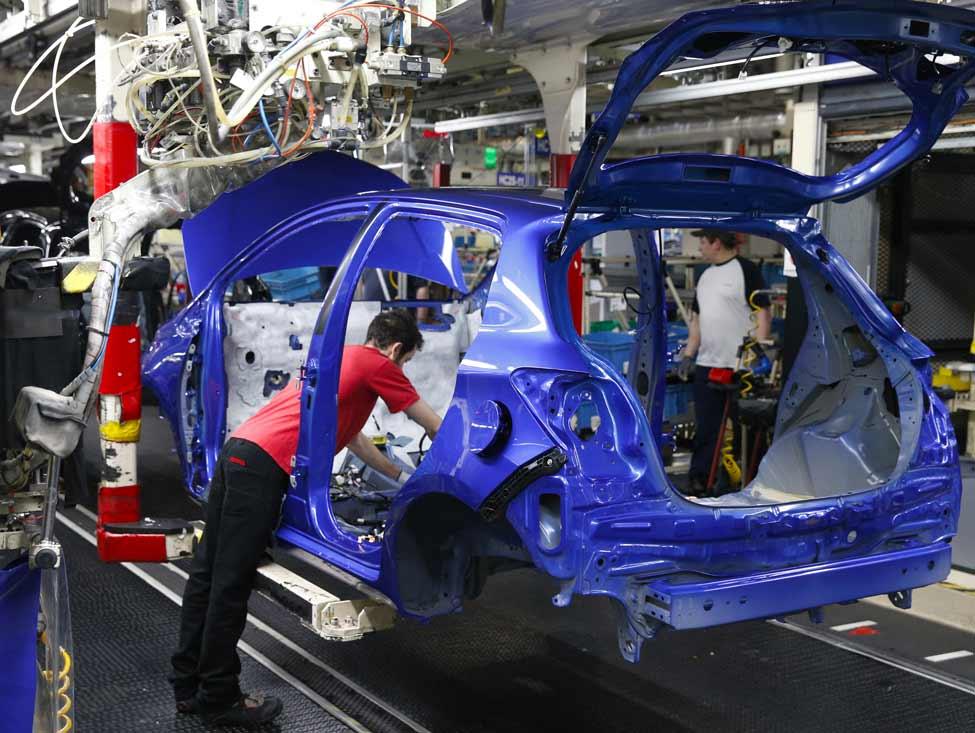 Toyota Onnaing arrête sa production pendant deux semaines faute de composants électroniques
