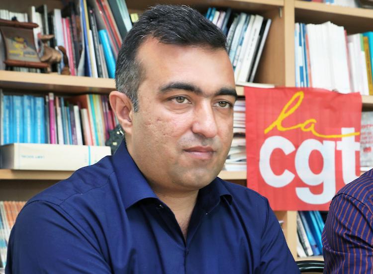 Entretien avec Imamudin Hamdard, syndicaliste afghan : « Le gouvernement français a la mémoire courte »