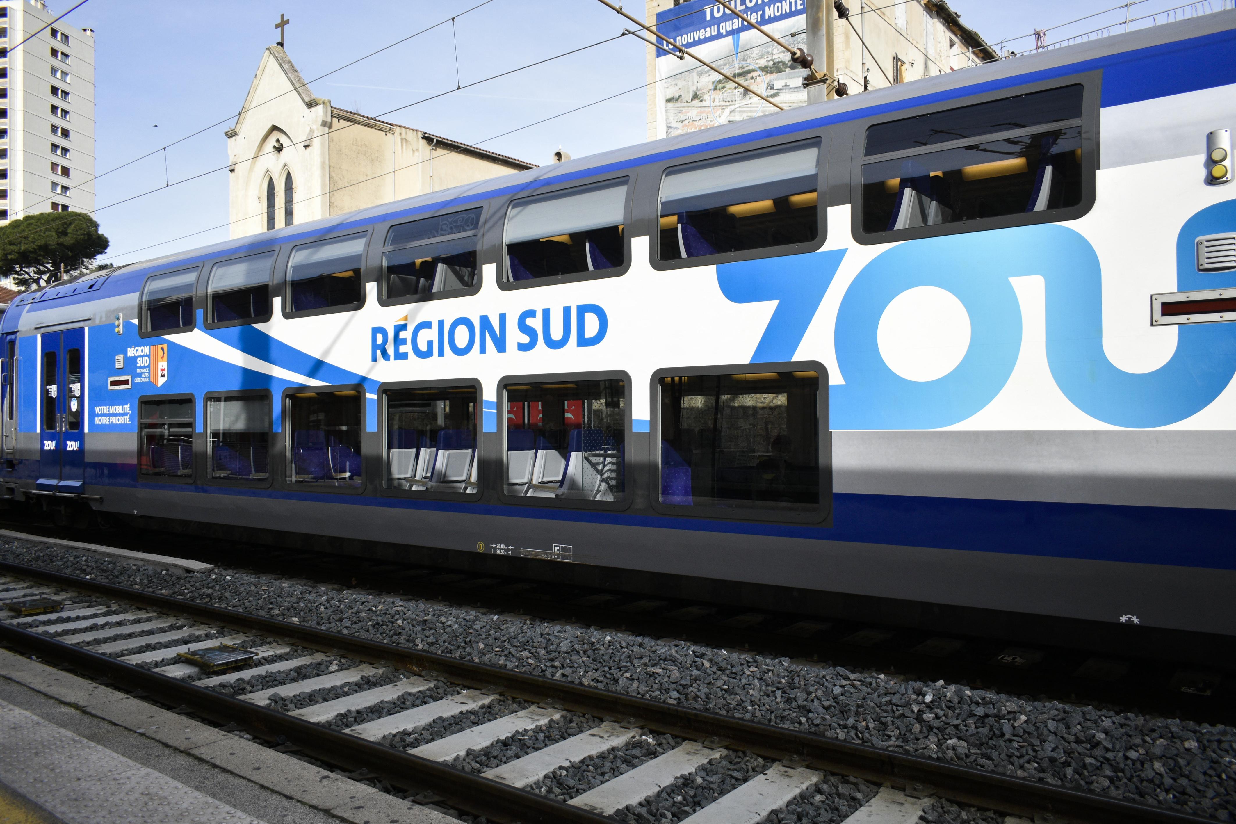 SNCF écartée de la ligne TER Marseille-Nice : les syndicats dénoncent le choix du privé