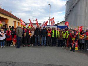 Acharnement judiciaire contre la CGT dans l'Allier
