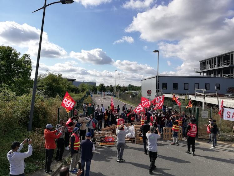 Bergams (Grigny) : grève massive contre un accord de performance collective