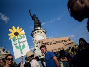 Les États sous la pression de la société civile pour la lutte climatique