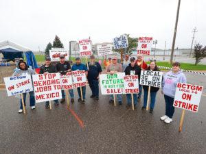 #Striketober: une vague inédite de grèves aux États-Unis